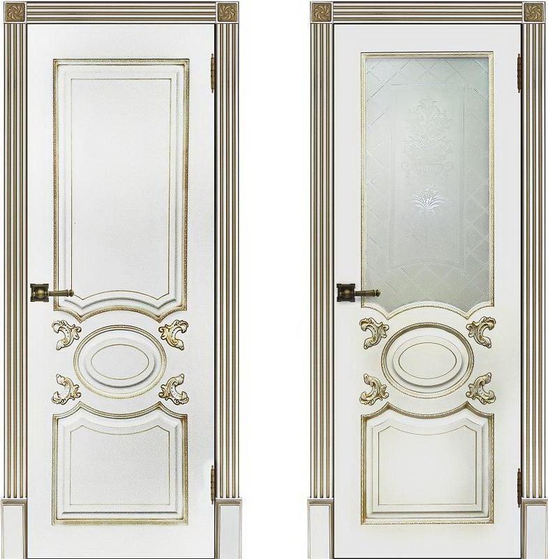 Белые двери купить в спб